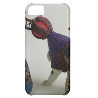 Knotted Porcelain Sculptures Cover For iPhone 5C