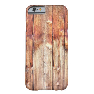 Knotty pine barely there iPhone 6 case