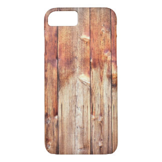 Knotty pine iPhone 8/7 case