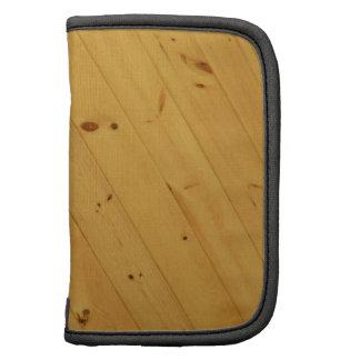 Knotty pine wood background organizer