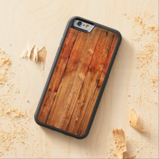 Knotty pine carved® cherry iPhone 6 bumper