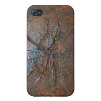 Knotty Wood iPhone 4 Case