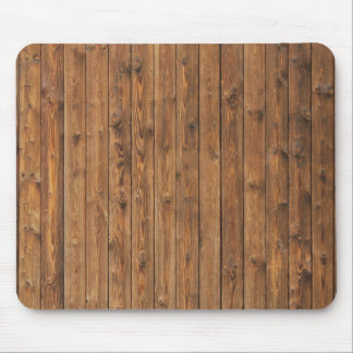 KNOTTY WOOD MOUSE PAD
