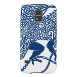 Knotwork Blue Dragon Case For Galaxy S5