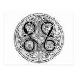 Knotwork céltico postales