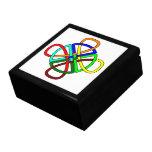 Knotwork Cross Gift Box