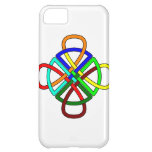 Knotwork Cross iPhone 5C Cover