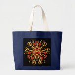 Knotwork Large Tote Bag