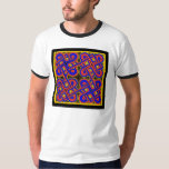 knotwork  panel T-Shirt