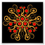 Knotwork Poster