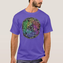 Knotwork Rainbow Lovers T-Shirt