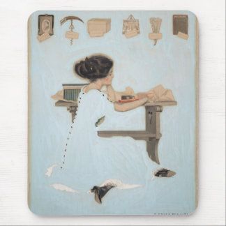 Know All Men by These Presents by Coles Phillips Mouse Pad