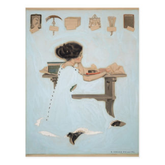 Know All Men by These Presents by Coles Phillips Postcards