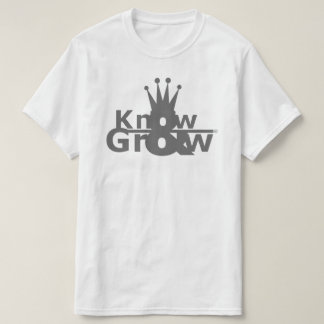 Know And Grow T-Shirt