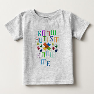 Know Autism Know Me Tshirt
