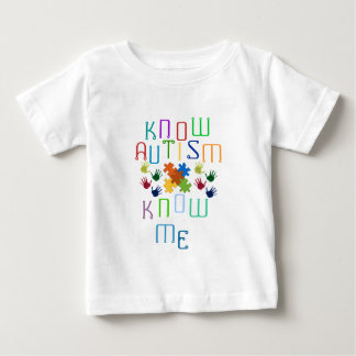 Know Autism Know Me Tshirts