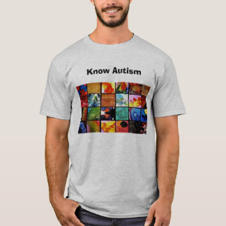 Know Autism T-Shirt