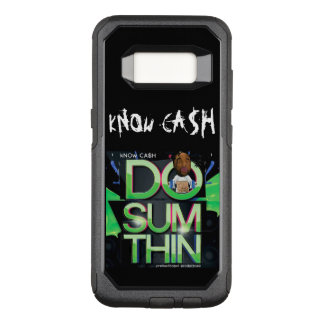 kNOw CA$H OFFICIAL GALAXY S8 OTTERBOX CASE