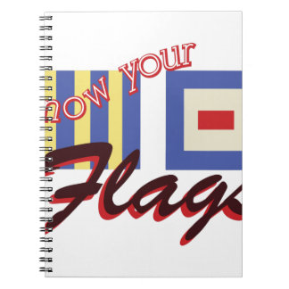Know Flags Notebook