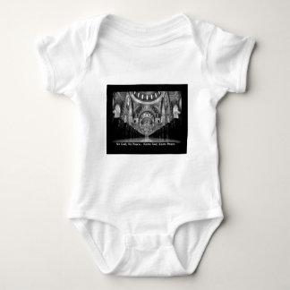 Know God Baby Bodysuit