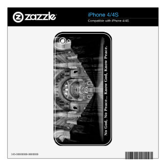 Know God iPhone 4S Skins