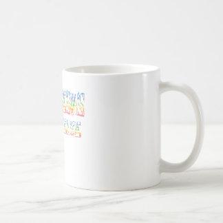 Know Jesus, Know Peace Coffee Mug
