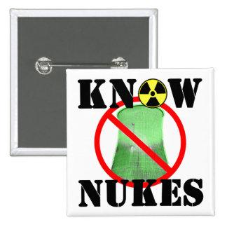 Know Nukes 2 Inch Square Button
