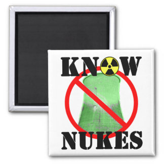 Know Nukes Magnets