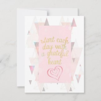 Know That You Are Loved Flat Greeting Card