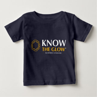Know The Glow Baby T-Shirt