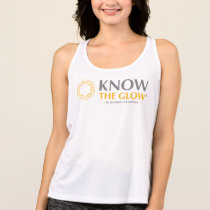 Know The Glow Workout Tank