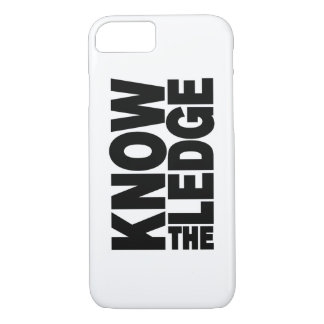 KNOW THE LEDGE iPhone 8/7 CASE