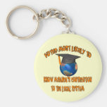Know The Legal System Keychain