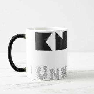 Know the Unknown Mugs