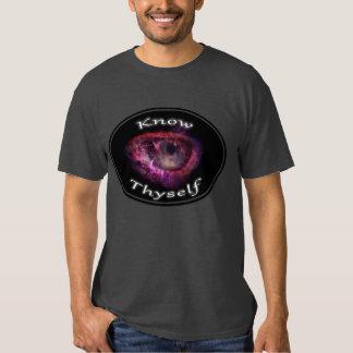 Know Thyself  Shirt - All Seeing Eye Crab Nebula