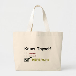 Know Thyself Tote Bags