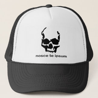 know thyself trucker hat
