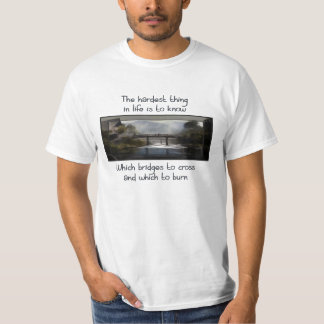 Know Which Bridge T-Shirt