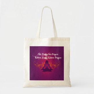 Know Yoga Bag