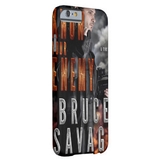 Know Your Enemy Official iPhone case. Barely There iPhone 6 Case