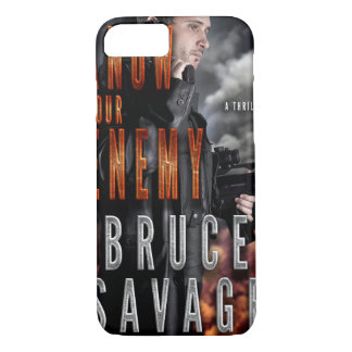 Know Your Enemy Official iPhone case. iPhone 8/7 Case