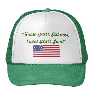 Know your Farmer cap