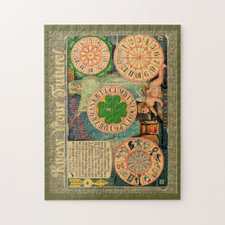 Know Your Future - The Fortune Teller PUZZLE
