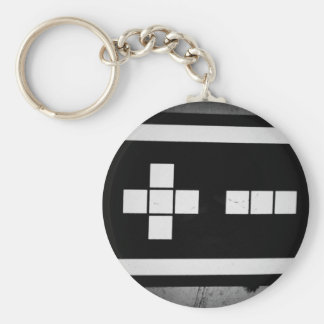 Know your Signs Keychain