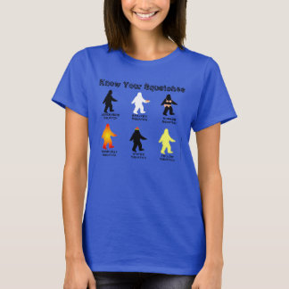 Know Your Squatches T-Shirt