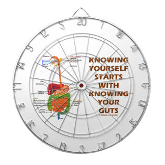 Knowing Yourself Starts With Knowing Your Guts Dartboards
