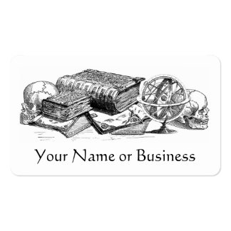 Knowledge and Death Business Card
