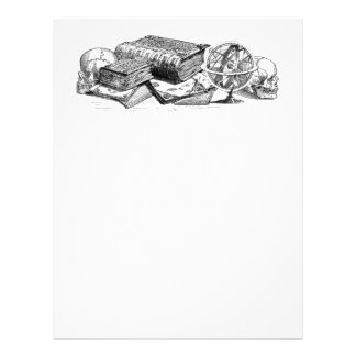Knowledge and Death Letterhead
