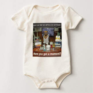 Knowledge Dog Dipole Moment Bodysuit