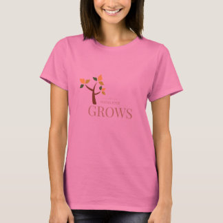 Knowledge Grows T-Shirt